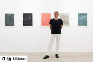 Brett Littman with my Fast Architektur Series